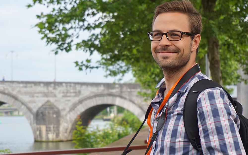 Récipiendaire d'un Prix universitaire du Mérite en 2019, Vincent Nadon persiste et signe !