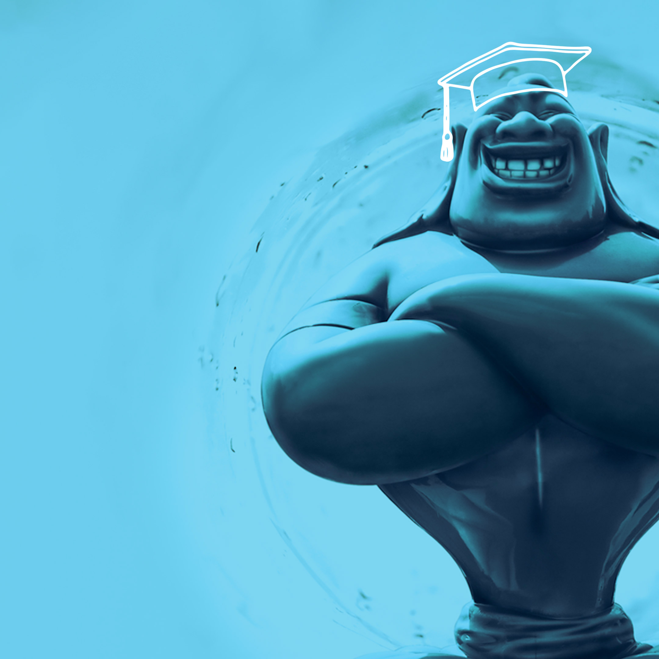 IT'S POSSIBLE TO GET A SCHOLARSHIP EVEN WITHOUT THE HELP OF A GENIE